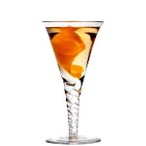 Orange Twist Garnish